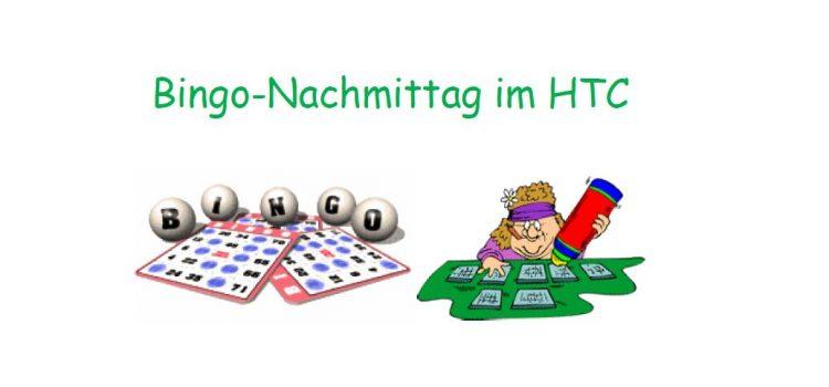 Wir spielen Bingo!