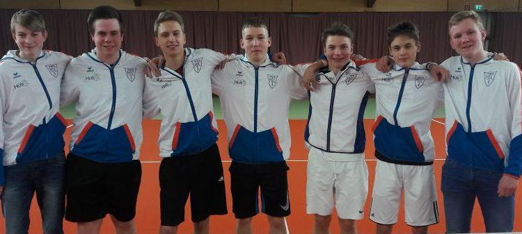 Erfolgreiche Wintersaison unserer drei mU18-Mannschaften