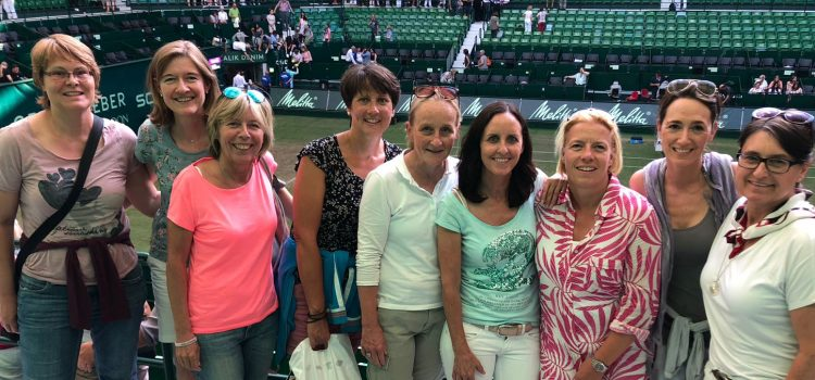 Spielbericht – Damen 40-1 – Halterner TC 1 : TC Kamen-Methler 1 – 2:7