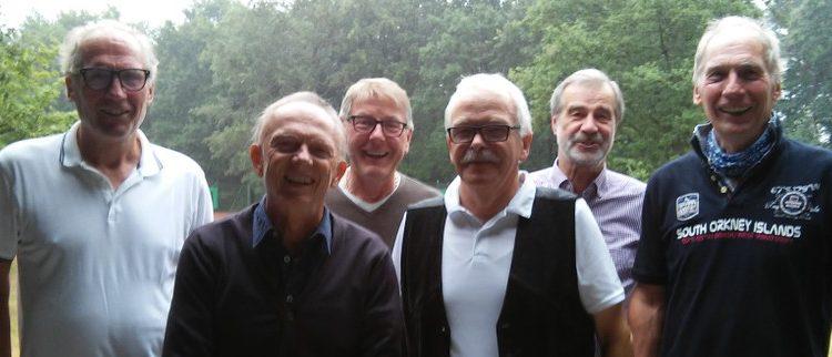 Unsere Herren 65 sind in die Westfalenliga aufgestiegen!!!