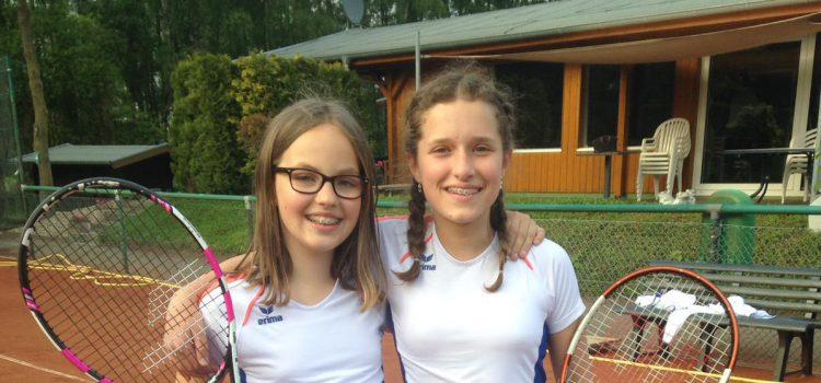Juniorinnen U12 2er Kreisklasse  TV Blau-Weiß Ramsdorf 1 : HTC 1 – 0:4  (07.05.2019)