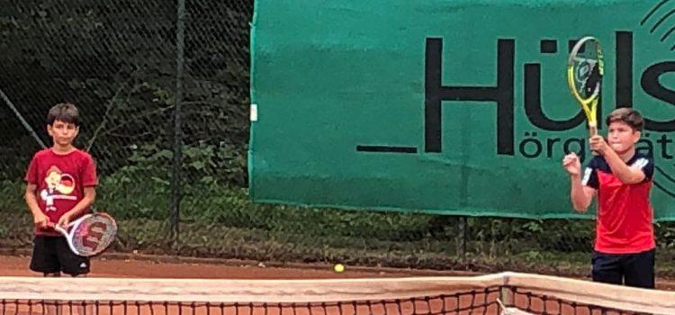 Gemischt U10 Midcourt 2er Kreisklasse  HTC 1 : DJK-VFL Billerbeck 2 – 3:1 (18.06.2019)