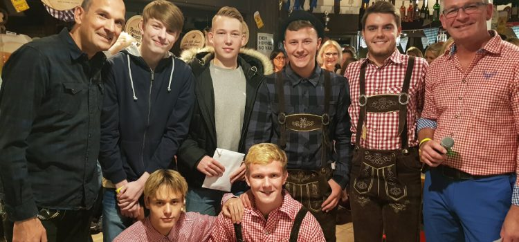 Gelungenes Oktoberfest 2019