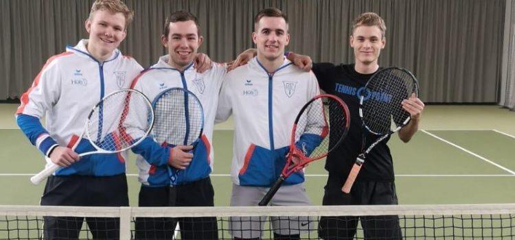 Toller Erfolg für unsere Jugendspieler in der Kreisliga Herren