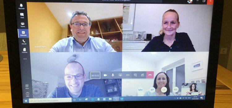 Premiere: Erste HTC-Vorstandssitzung per Videokonferenz