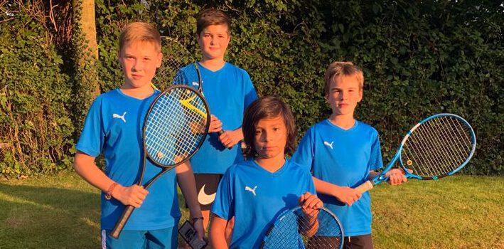 Spielbericht Junioren U12 – Tennisclub Coesfeld 1924 e.V.  1 : HTC 1 – 0:6 (24.08.2021)