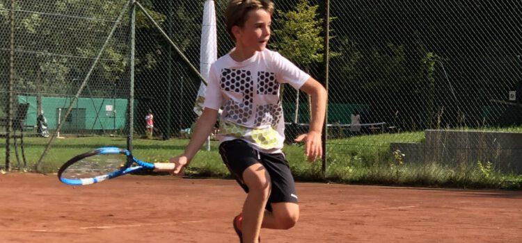 Offene Jugend-Stadtmeisterschaften beim Halterner TC