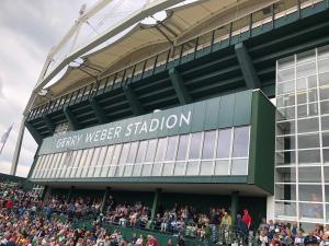Fahrt zu den Gerry Weber Open 2018