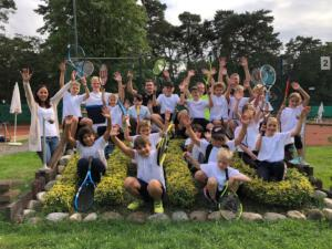 Kinder-Tenniscamp 2021